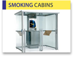 Smoking Cabins